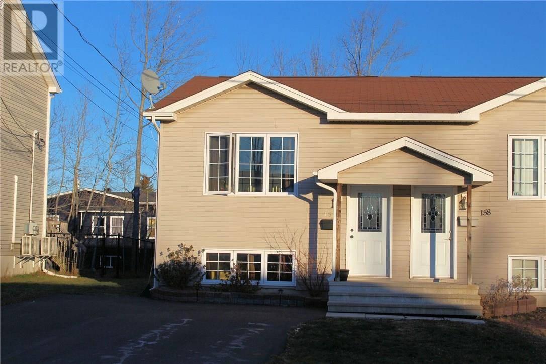 House for sale at 156 Jordan Cres Moncton New Brunswick - MLS: M126541