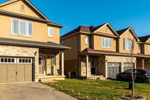 Townhouse for sale at 156 Kinsman Dr Hamilton Ontario - MLS: X5003724