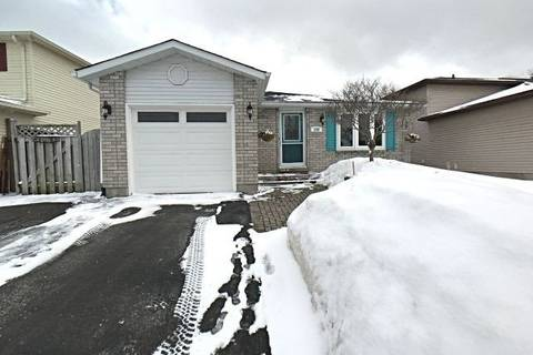 House for sale at 156 Lillian Cres Barrie Ontario - MLS: S4386031