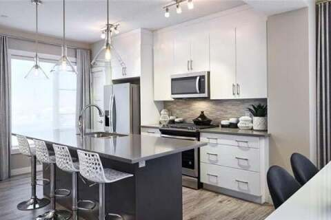 Townhouse for sale at 156 Livingston Common Northeast Calgary Alberta - MLS: C4302280