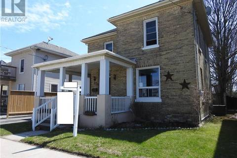 House for sale at 156 Metcalf St West Strathroy Ontario - MLS: 188632