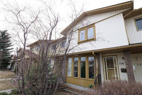 Townhouse for sale at 156 Midbend Pl Southeast Calgary Alberta - MLS: C4239490