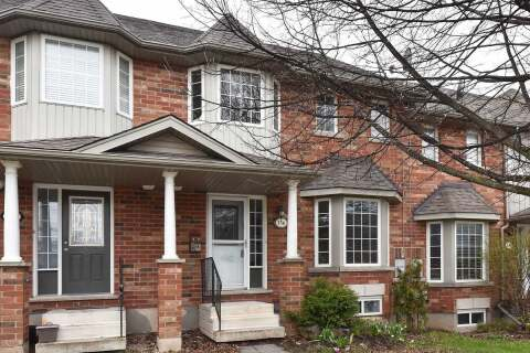 Townhouse for sale at 156 Montgomery Blvd Orangeville Ontario - MLS: W4768904