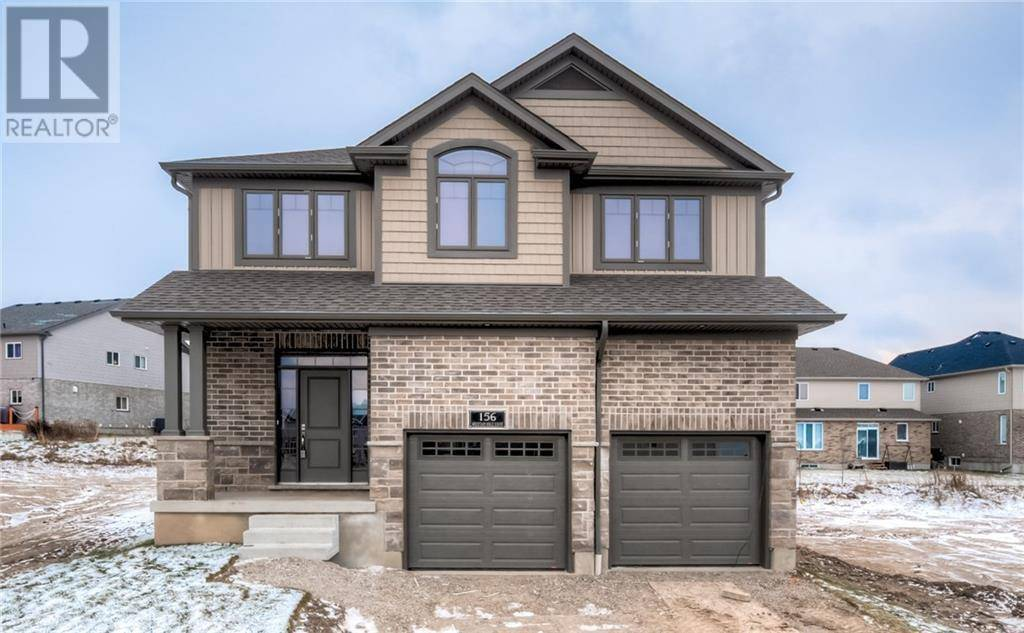 House for sale at 156 Mountain Holly Ct Waterloo Ontario - MLS: 30769126