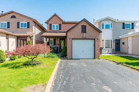 House for sale at 156 Newbridge Cres Brampton Ontario - MLS: W4769243