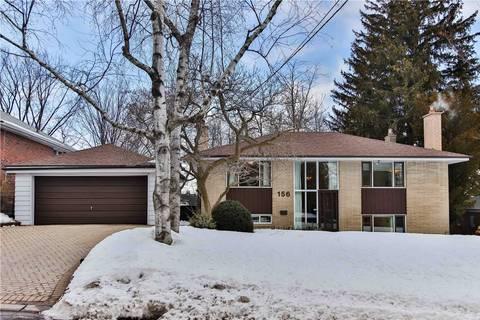 House for sale at 156 Nipigon Ave Toronto Ontario - MLS: C4702431
