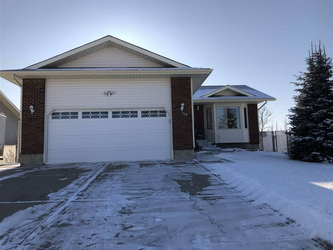 House for sale at 156 Northbend Dr Wetaskiwin Alberta - MLS: E4164098