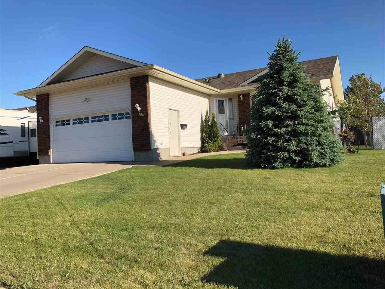 House for sale at 156 Northbend Dr Wetaskiwin Alberta - MLS: E4183403