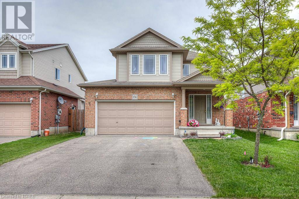 House for sale at 156 Poldon Dr Norwich Ontario - MLS: 201213