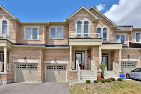 Townhouse for sale at 156 Radial Dr Aurora Ontario - MLS: N4811092