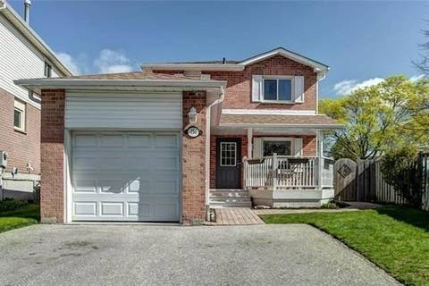 House for sale at 156 Rands Rd Ajax Ontario - MLS: E4688260