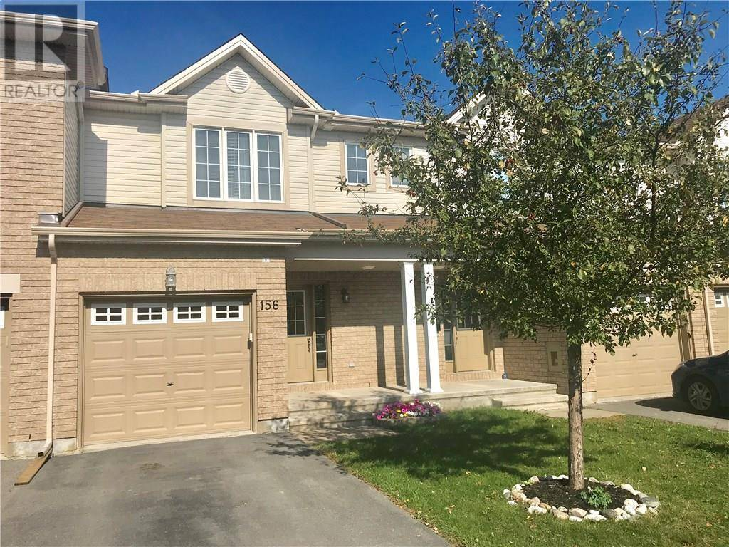 Townhouse for rent at 156 Romina St Ottawa Ontario - MLS: 1170172
