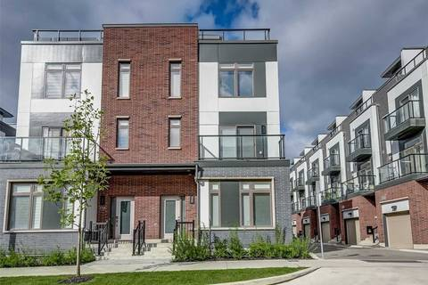 Townhouse for sale at 156 Sackville St Toronto Ontario - MLS: C4688116