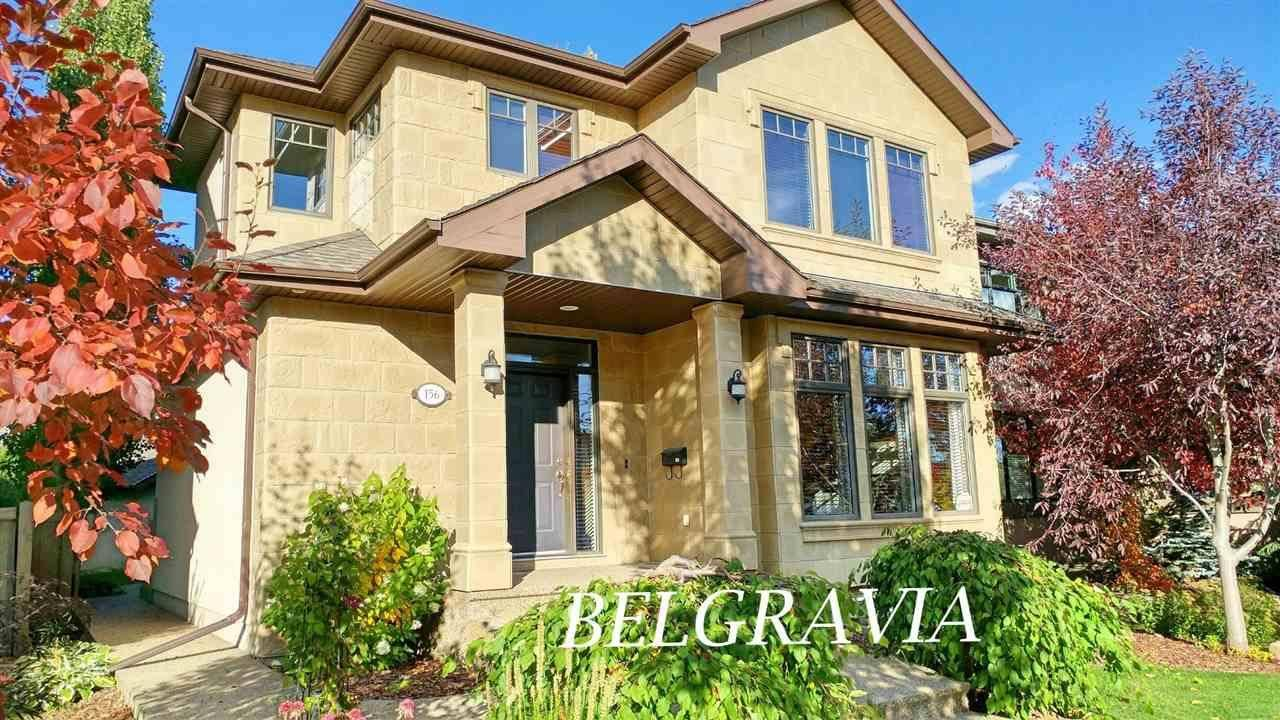 House for sale at 156 Saskatchewan Dr Nw Edmonton Alberta - MLS: E4194316