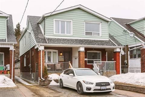 Townhouse for rent at 156 Springdale Blvd Toronto Ontario - MLS: E4488961