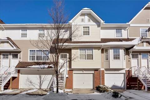 Townhouse for sale at 156 Tuscany Springs Garden(s) Northwest Calgary Alberta - MLS: C4274475