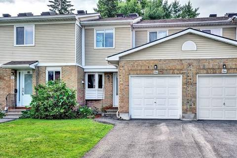 Townhouse for sale at 156 Valley Stream Dr Ottawa Ontario - MLS: 1159850