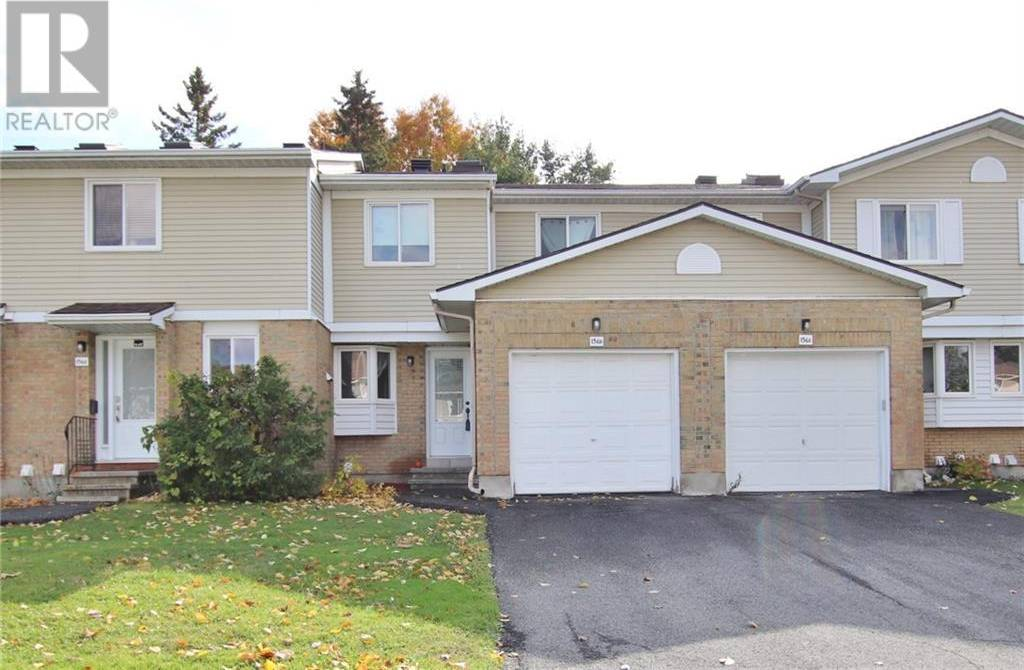 Townhouse for sale at 156 Valley Stream Dr Ottawa Ontario - MLS: 1174076