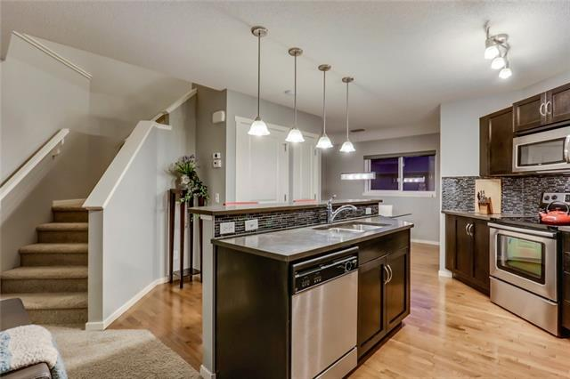 For Sale: 156 Walden Gate Southeast, Calgary, AB | 2 Bed, 2 Bath Townhouse for $379,900. See 28 photos!
