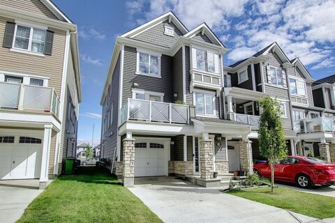 Townhouse for sale at 156 Windford Gdns SW Airdrie Alberta - MLS: A1031848