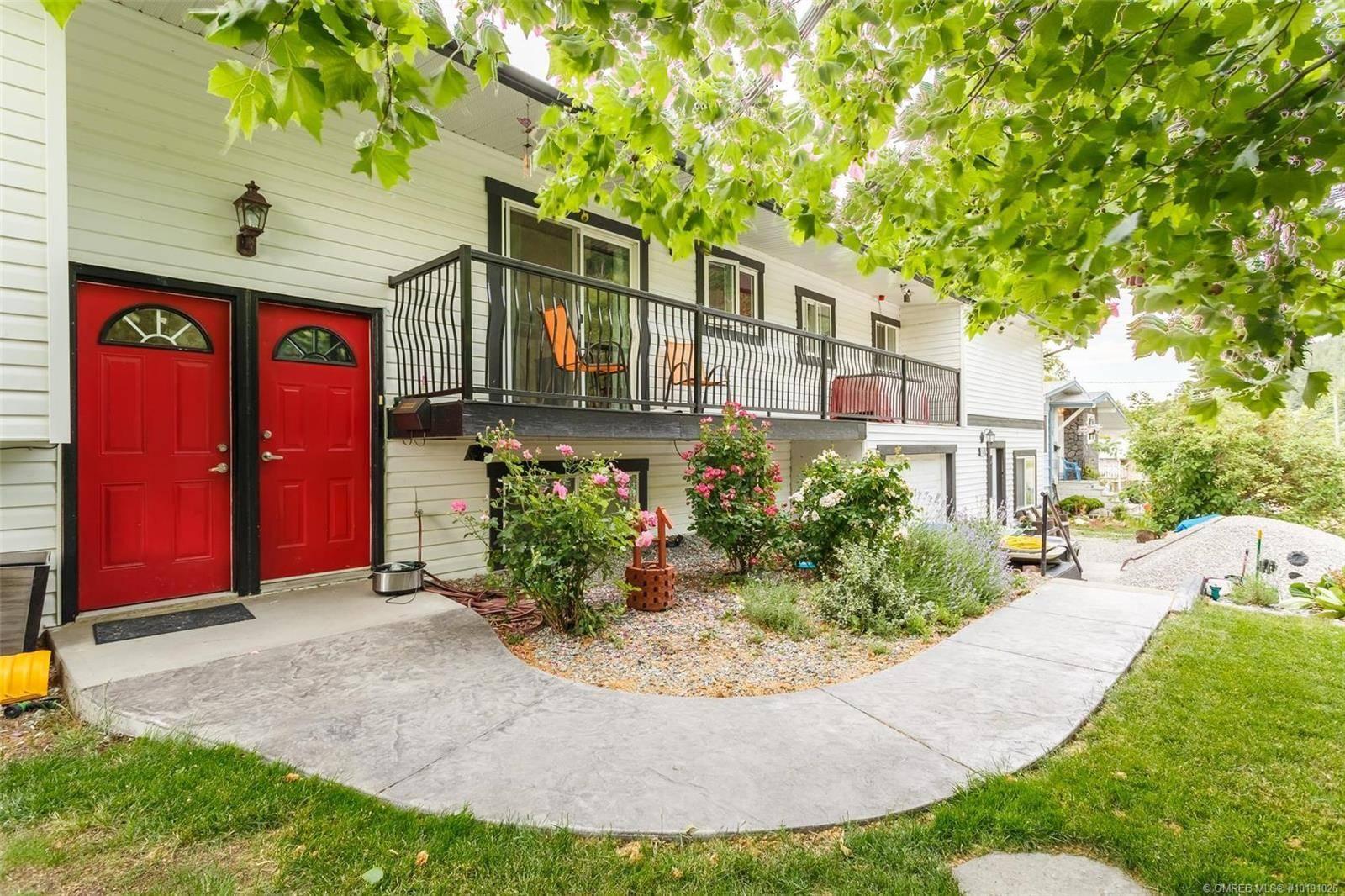 House for sale at 1560 Ponderosa Rd West Kelowna British Columbia - MLS: 10191026