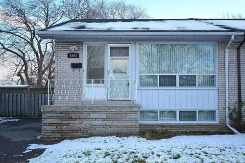 Townhouse for rent at 1560 Sandgate (upper) Cres Mississauga Ontario - MLS: W4659895