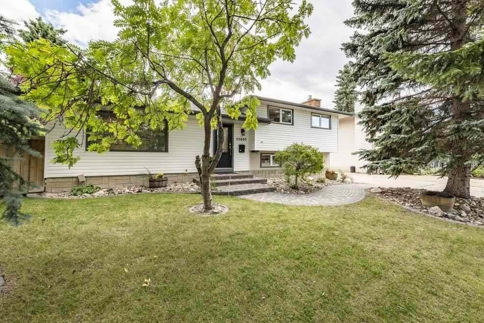 House for sale at 15607 76 Av NW Edmonton Alberta - MLS: E4213427