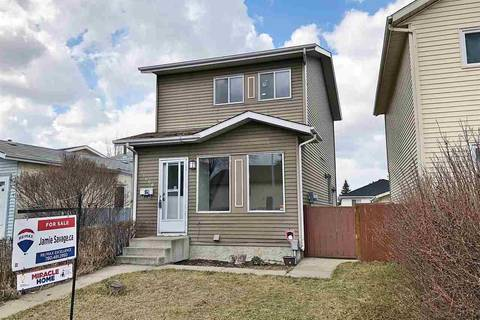 House for sale at 15608 84 St Nw Edmonton Alberta - MLS: E4146169