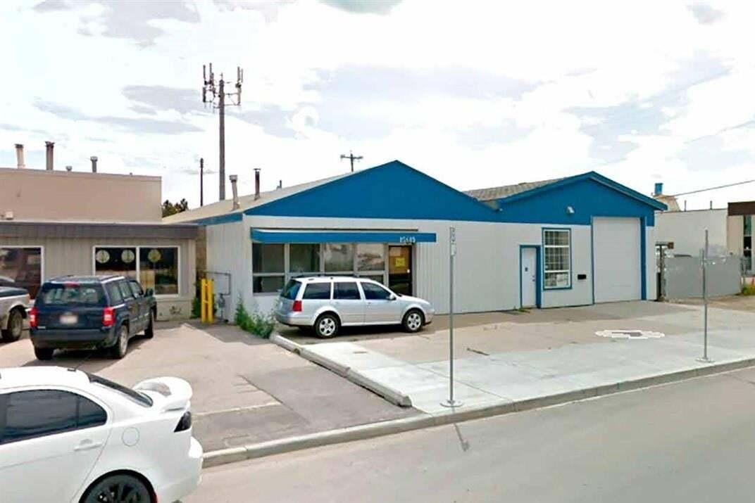 Commercial property for sale at 15615 112 Av NW Edmonton Alberta - MLS: E4190176