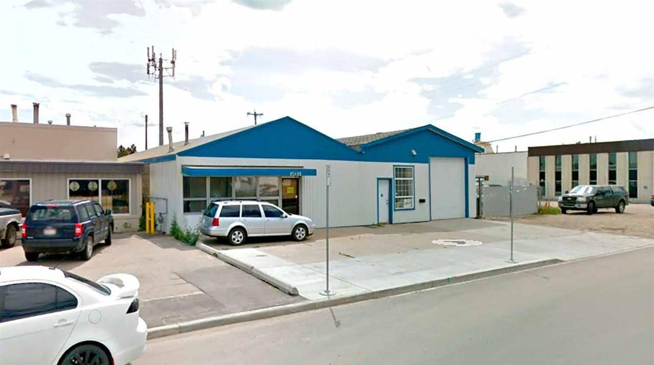 Commercial property for sale at 15615 112 Ave Nw Edmonton Alberta - MLS: E4190176