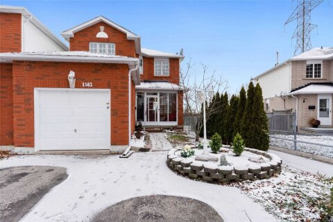 House for sale at 1562 Fieldgate Dr Oshawa Ontario - MLS: E5055412
