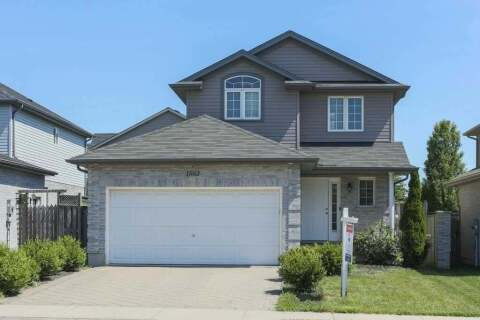 House for sale at 1562 Green Gables Rd London Ontario - MLS: X4799774