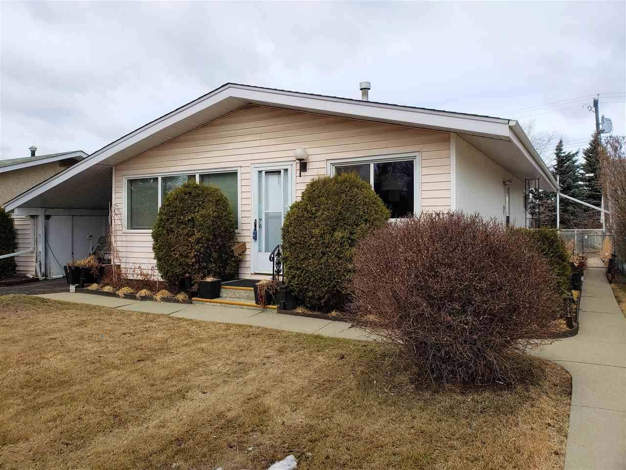 House for sale at 15622 108 Ave Nw Edmonton Alberta - MLS: E4186098