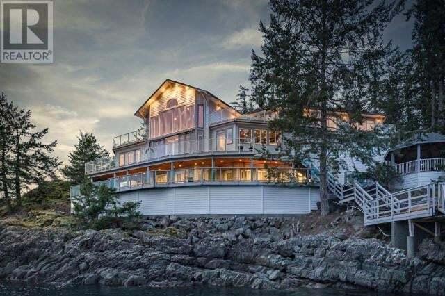 House for sale at 1563 Whalebone Cove Dr Quadra Island British Columbia - MLS: 469523
