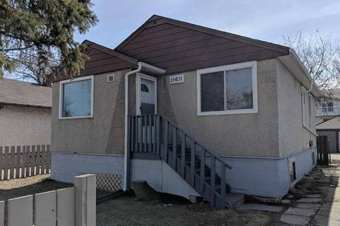 House for sale at 15631 100a Ave Nw Edmonton Alberta - MLS: E4150692