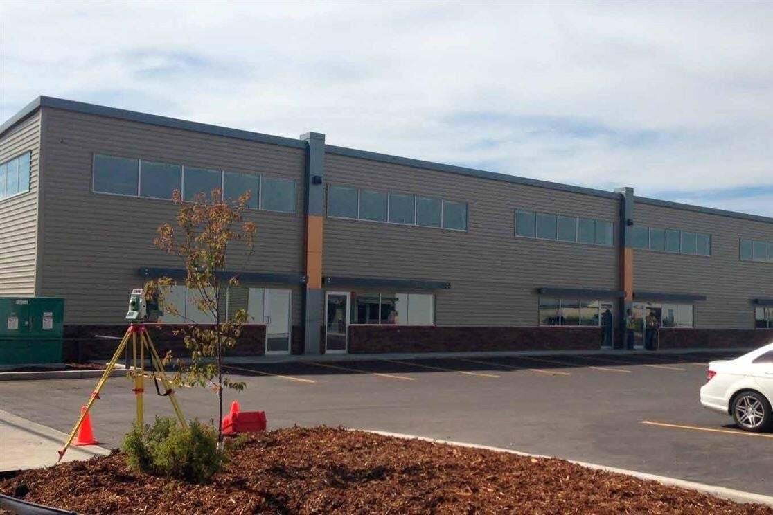 Commercial property for sale at 15634 112 Av NW Edmonton Alberta - MLS: E4214471