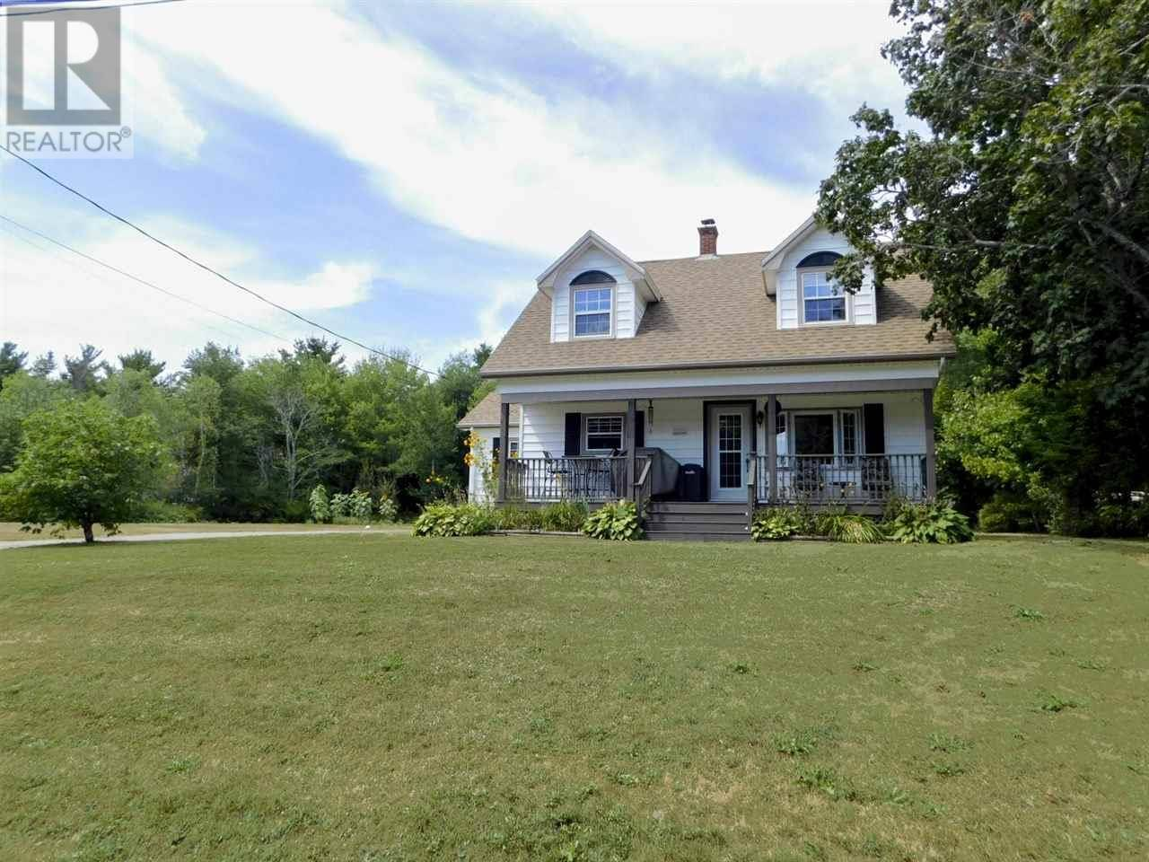House for sale at 15636 3 Hy Hebbville Nova Scotia - MLS: 201927086
