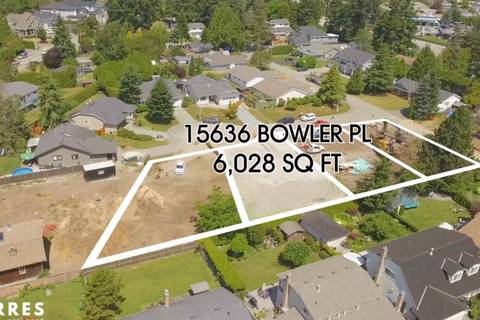 Residential property for sale at 15636 Bowler Pl Surrey British Columbia - MLS: R2384979
