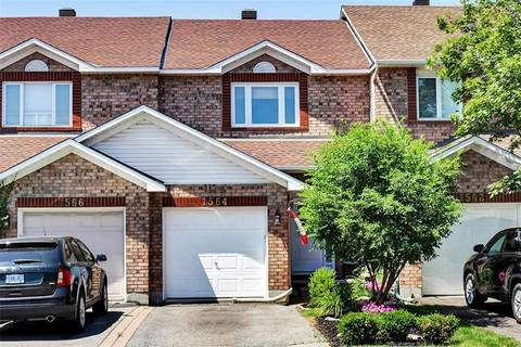 Townhouse for sale at 1564 Cedar Mills Rd Orleans Ontario - MLS: 1159831