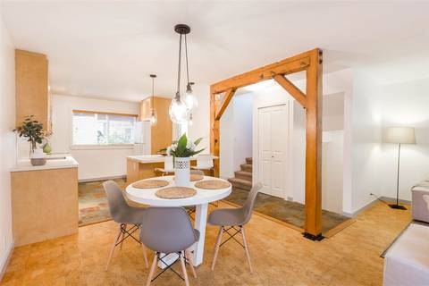 Townhouse for sale at 1564 Mcnair Dr North Vancouver British Columbia - MLS: R2358970
