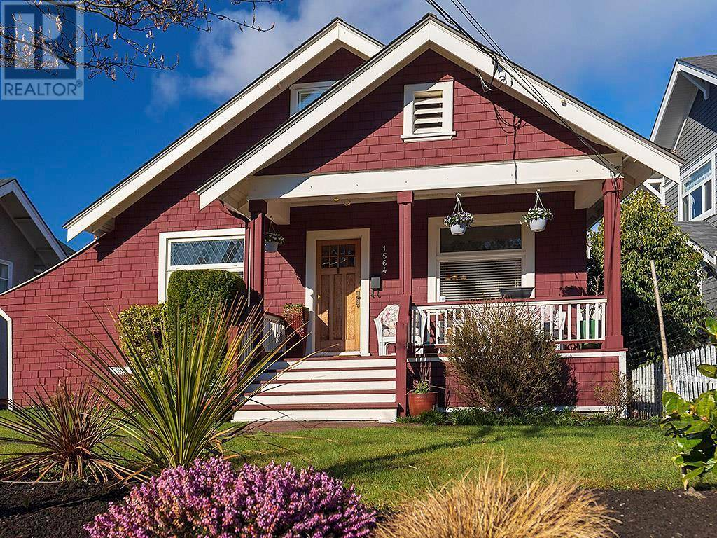 House for sale at 1564 Monterey Ave Victoria British Columbia - MLS: 417016