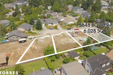 Residential property for sale at 15648 Bowler Pl Surrey British Columbia - MLS: R2384984