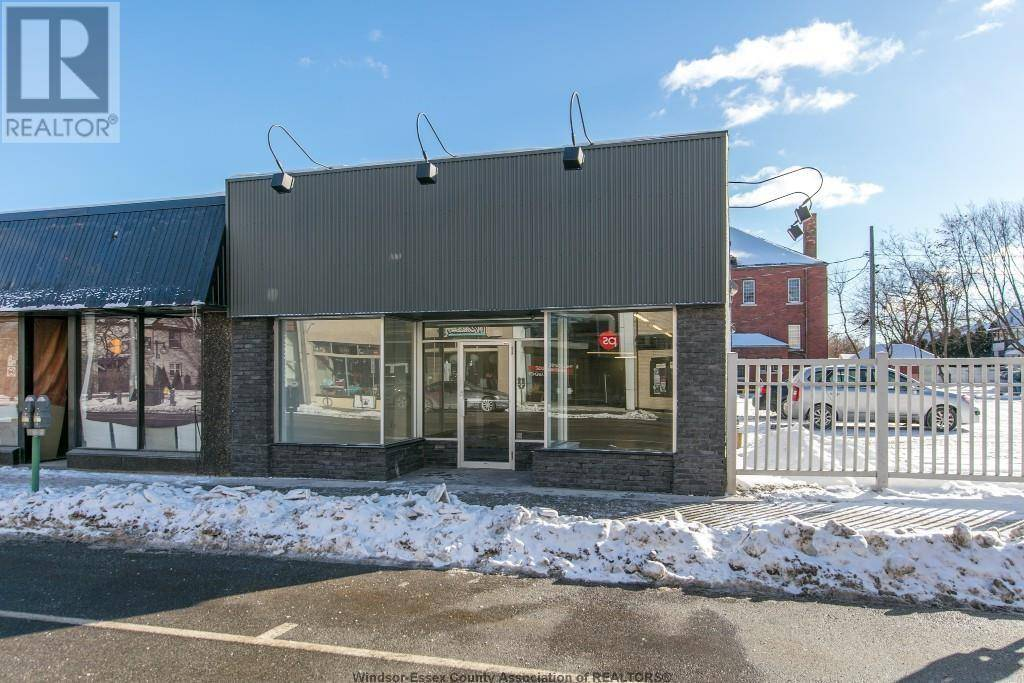 Commercial property for sale at 1565 Wyandotte  Windsor Ontario - MLS: 20000301
