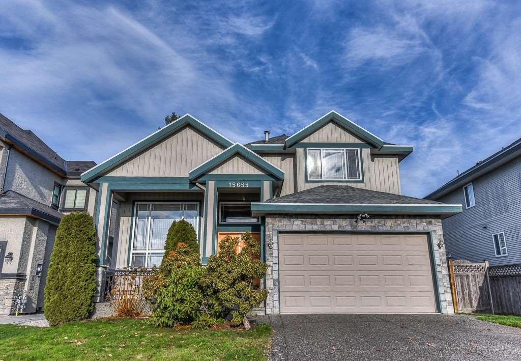 Sold: 15655 81a Avenue, Surrey, BC