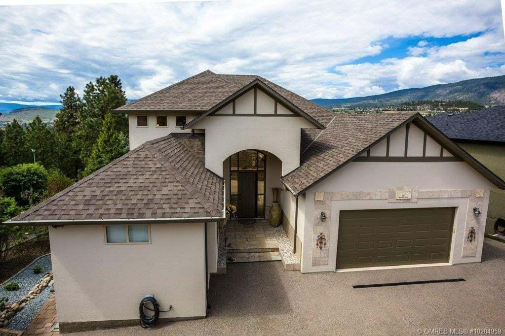 House for sale at 1567 Merlot Dr West Kelowna British Columbia - MLS: 10204959