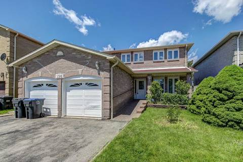 House for sale at 1567 Princelea Pl Mississauga Ontario - MLS: W4552739