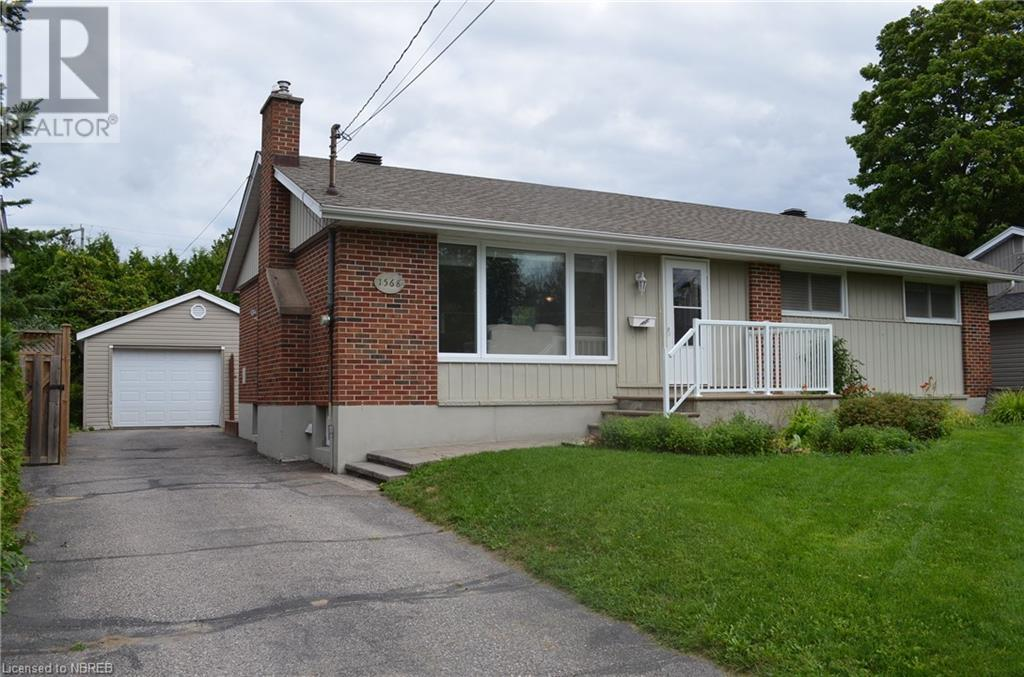 Removed: 1568 Copeland Street, North Bay, ON - Removed on 2020-08-12 23:39:21