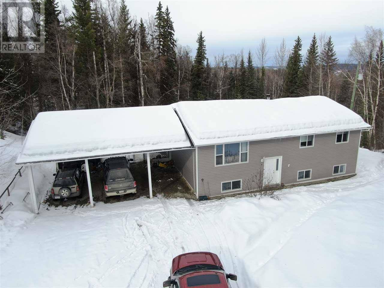 House for sale at 1569 Patchett Rd Quesnel British Columbia - MLS: R2443974
