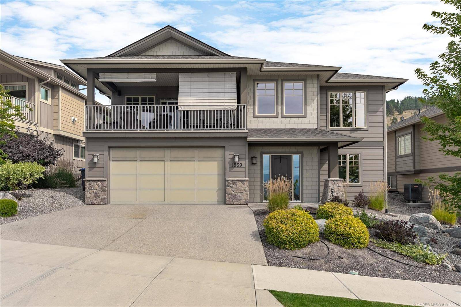 House for sale at 1569 Tower Ranch Blvd Kelowna British Columbia - MLS: 10189971