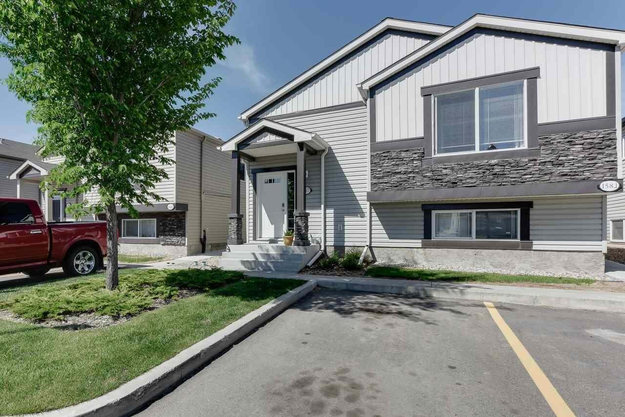 Townhouse for sale at 142 Selkirk Pl Unit 157 Leduc Alberta - MLS: E4201588